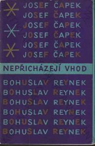 Nepřicházejí vhod Josef Čapek 1969