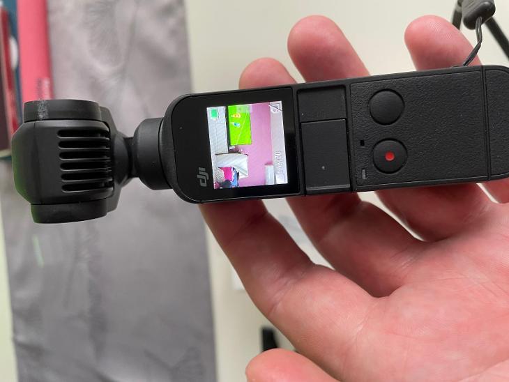 Outdoorová kamera DJI Pocket 2 - TV, audio, video