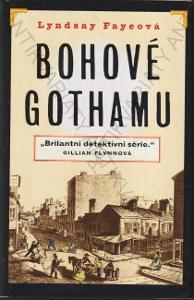 Bohové Gothamu Lyndsay Fayeová Paseka 2014