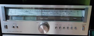 Vintage tuner Sony St-313L,čti popis