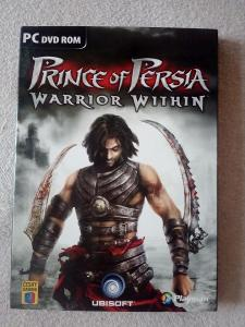 Prince of Persia: Warrior Within - chytlavá akce, CZ krabicová verze!