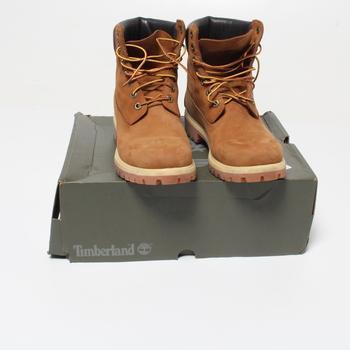 Pánské kožené boty Timberland Premium