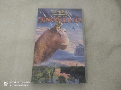 Dinosaurus VHS