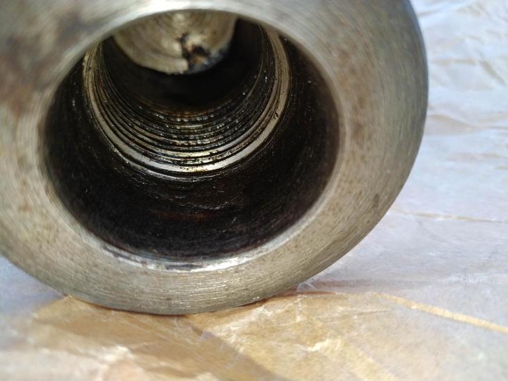 Velký štípací kužel - trn pro přípravu palivového dřeva - Zahrada