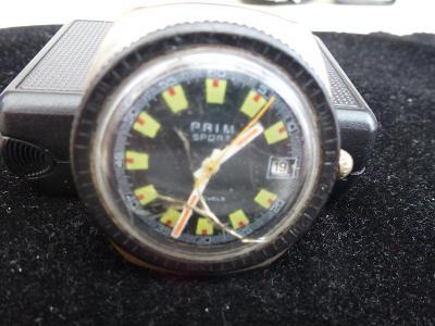 Náramkové mechanické hodinky Prim Sport