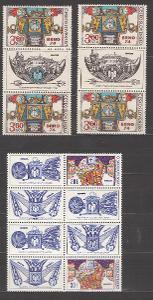 Celostátní výstava poštovních známek BRNO 1974**