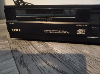 TESLA CD přehrávač MC 911