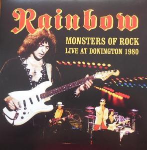 🎸 2LP+CD RAINBOW – Monsters Of Rock: Live Donington 1980/ZABALENO ❤☮