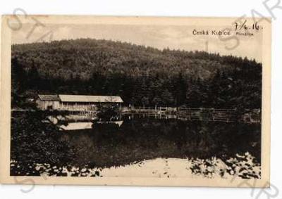 Česká Kubice Domažlice plovárna
