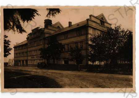 Babylon Domažlice hotel  - Pohlednice