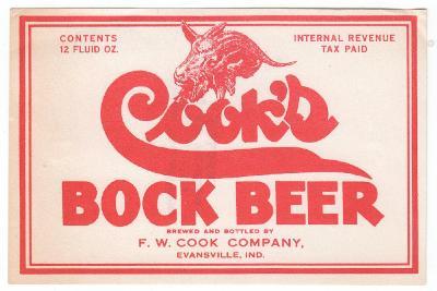 USA Cook Brg - Evansville 11 - !!! nevím zda to není kopie