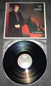 LP Joe Cocker - One Night Of Sin