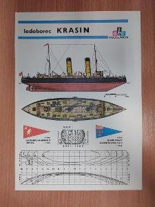 ABC modelářům - ledoborec Krasin