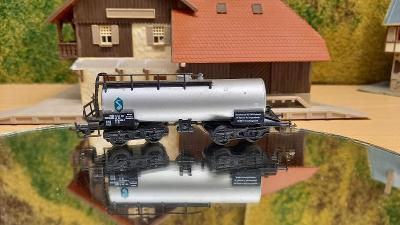 Čtyřosý Cisternový vůz TT