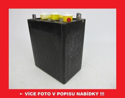Jawa ČZ Ogar MZ - dobový akumulátor AKUMA 6V - NOVÝ