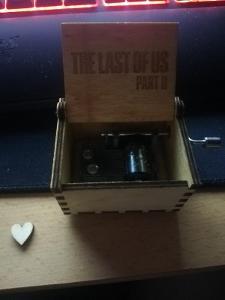 The Last Of Us 2 suvenýr
