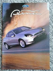 FORD PUMA - 1999 -  prospekt
