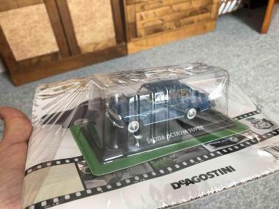 Auticko Škoda Octavia super Deagostini. Ne Ites. Kdn. Kaden.Abrex.igra