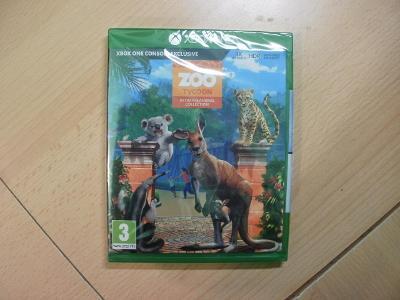 Hra na XBox ONE - Zoo Tycoon - Ultimate Animal Collection - Nová