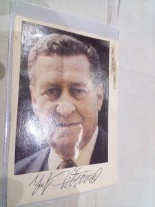autogram-JIŘÍ VĚTROVEC