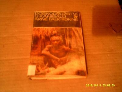 arne falk - ronne - dobrodružství u kanibalů