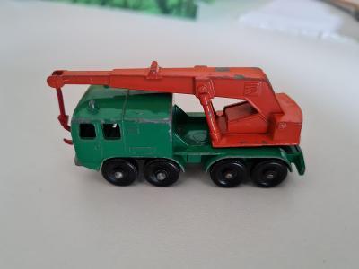 Matchbox RW No 30, 8 Wheel Crane