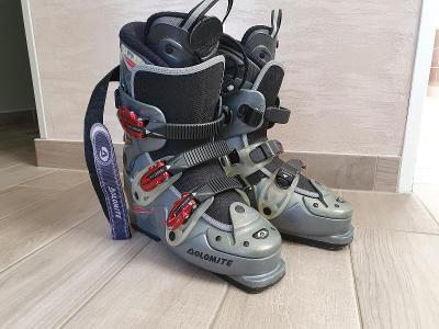 Lyžařské boty přeskáče lyžáky DOLOMITE vel. 42 stélka 27 cm #2c31