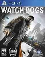***** Watch dogs ***** (PS4)