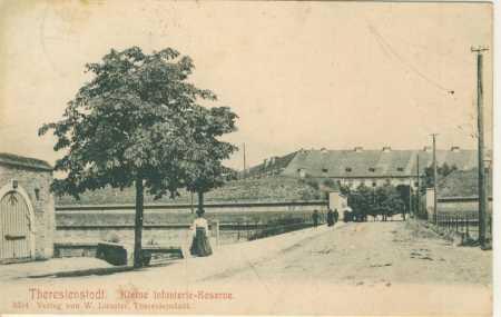 Terezín (Theresienstadt)- kasárna