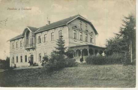 Václavice - restaurace Dobenín