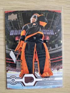 Carter Hart Philadelphia Flyers Upper Deck 2019-20 č. 77 Philadelphia