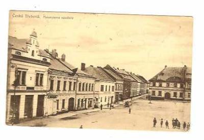 Česká Třebová - Masarykovo náměstí