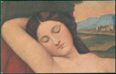 29A95 Erotika- F.A. ACKERMANN- Venus, Munchen
