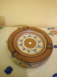 keramický popelník