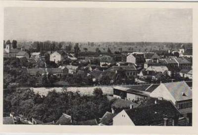 Veselí nad Moravou, celkový pohled na město