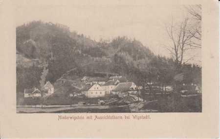Vítkov (Wigstadtl), partie
