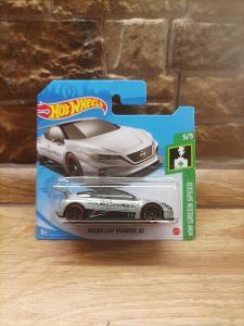 Hot wheels Nissan leaf nismo