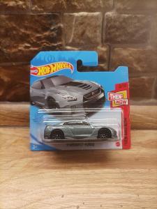 Hot wheels Nissan GT-R R35
