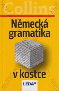 Německá gramatika v kostce Collins Leda 2010