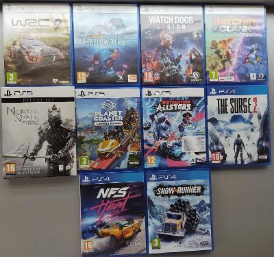 PS5 - PLANET COASTER Console Edition (NOVÁ hra na Playstation 5)