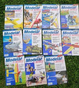 Modelář časopis