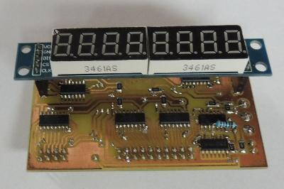 Pomůcka pro krokování procesoru Z80