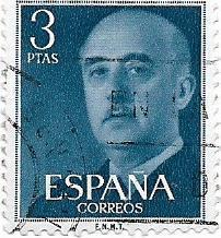 Známka Španělska od koruny - strana 7