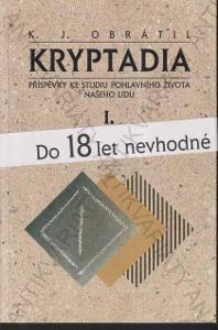 Kryptadia I. K. J. Obrátil Paseka 1999