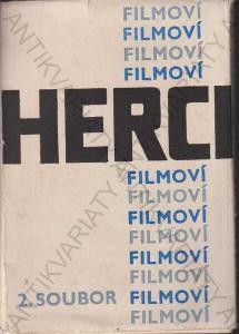 Filmoví herci Vilém Rosegnal Orbis, Praha 1963