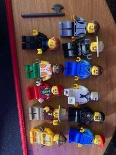 lego figurky