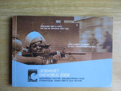 Jeden Svět One World - Mezinárodní festival dokumentárních filmů 2002