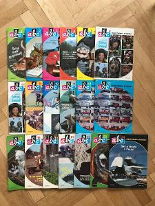19x časopis ABC – ročník 33