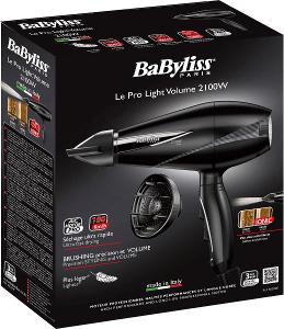 BaByliss fén - vysoušeč vlasů 6610DE