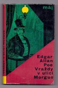 VRAŽDA V ULICI MORGUE a jiné povídky # EDGAR ALLAN POE # 1964